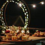 Locavore studio wedding cake
