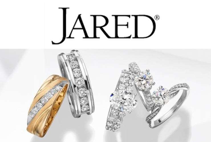 Jared Wedding Rings